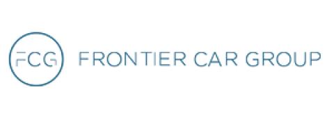Company logo: frontier car group