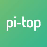 Company logo: pi-top