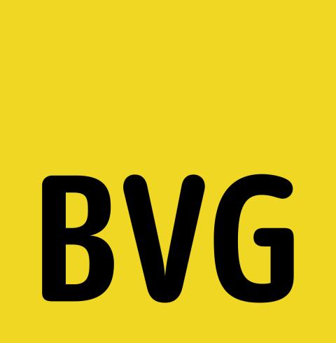 Company logo: berliner verkehrsbetriebe