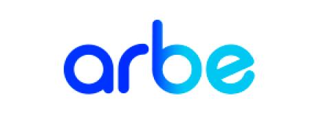 Company logo: arbe robotics