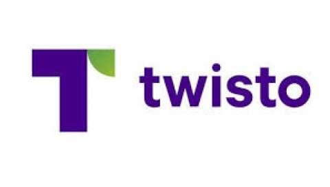 Company logo: twisto