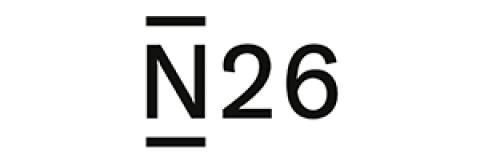 Company logo: n26