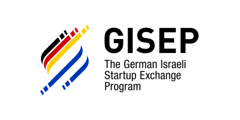 Company logo: gisep