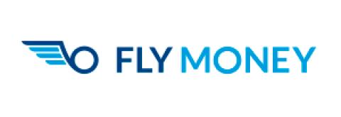 Company logo: fly money