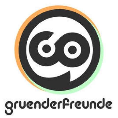 Company logo: gruenderfreunde
