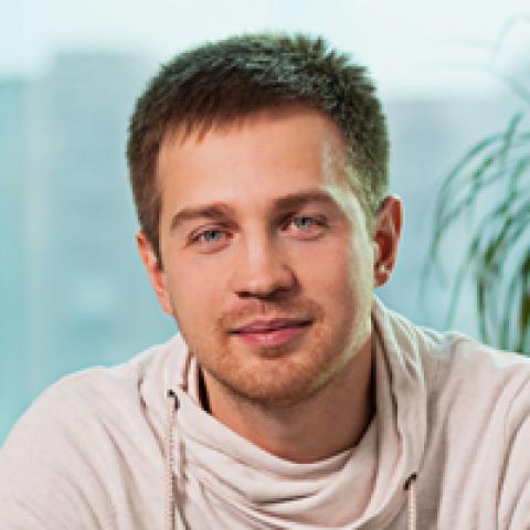 Person avatar: Yuriy Mukhin