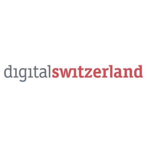 Company logo: digital switzerland