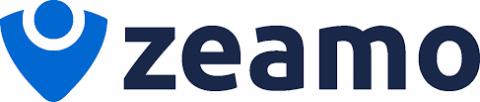 Company logo: zeamo