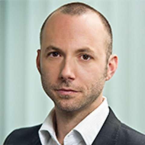Person avatar: Mirko Caspar