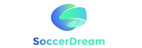 Company logo: soccerdream