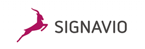 Company logo: signavio