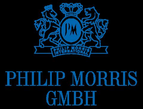 Company logo: philip morris