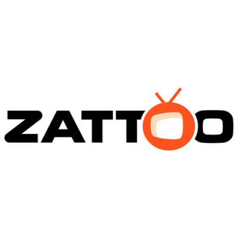 Company logo: zattoo