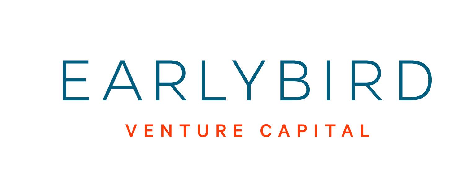 Company logo: earlybird venture capital