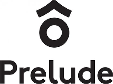 Company logo: prelude