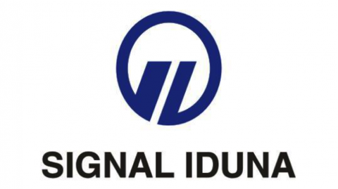 Company logo: signal iduna