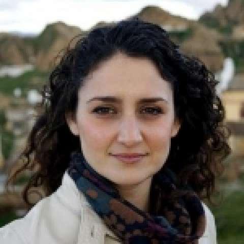 Person avatar: Maria del Mar Perez Fajardo