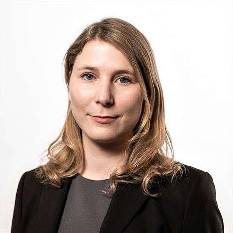 Person avatar: Lea von Bidder