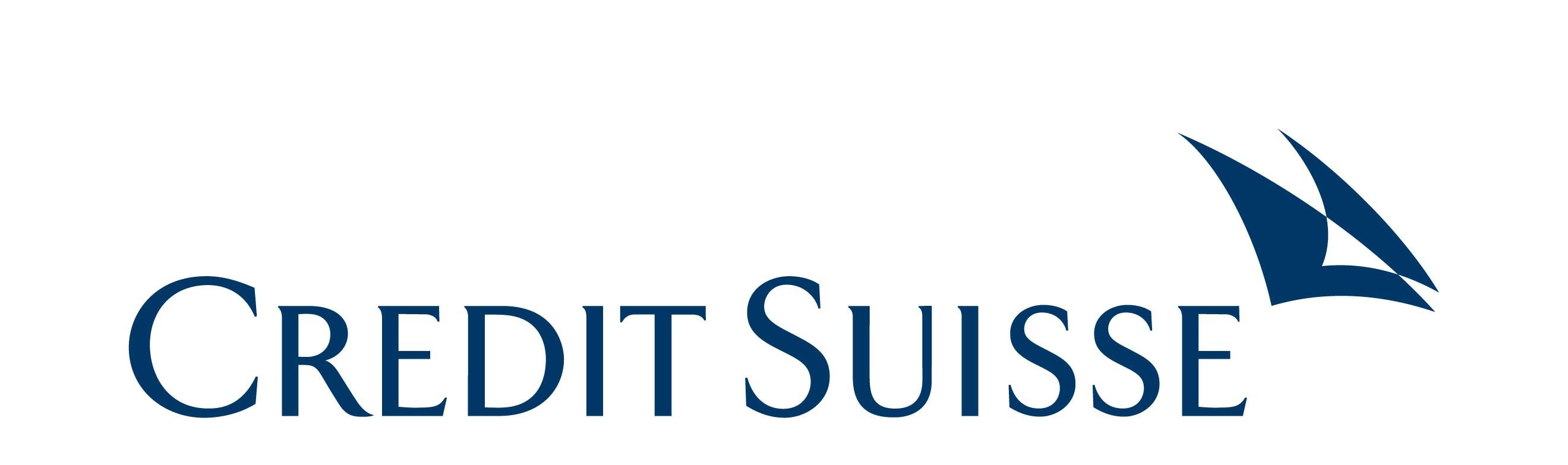 Company logo: credit suisse