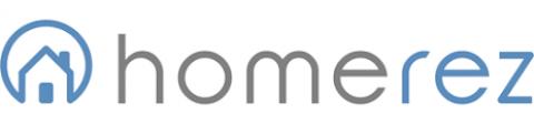Company logo: homerez
