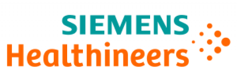 Company logo: siemens healthineers