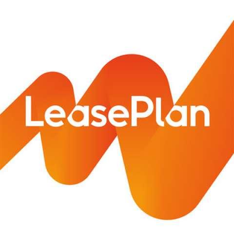 Company logo: leaseplan