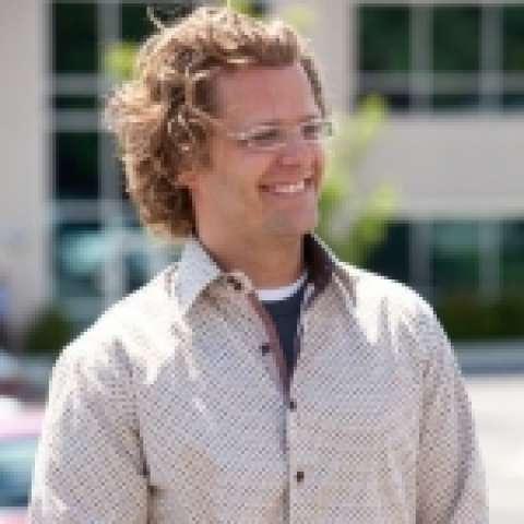 Person avatar: Josh James