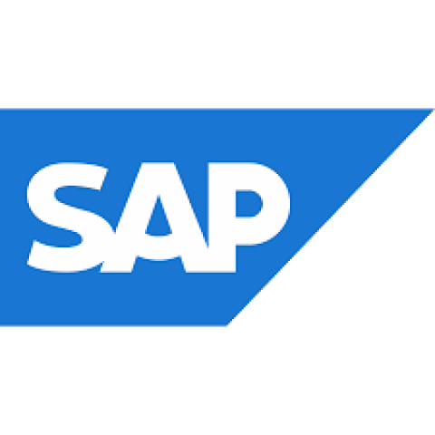 Company logo: sap