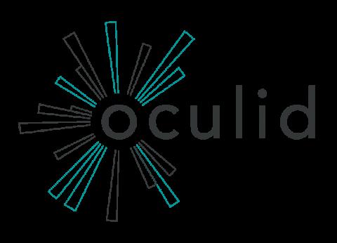 Company logo: oculid