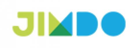 Company logo: jimdo