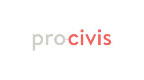 Company logo: procivis