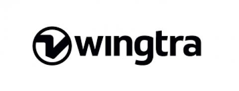 Company logo: wingtra