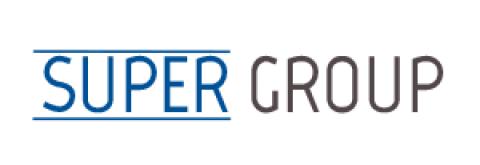 Company logo: super group