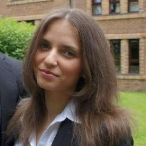 Person avatar: Kristina Tsvetkova