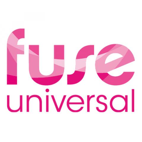 Company logo: fuse universal