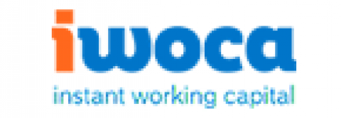 Company logo: iwoca