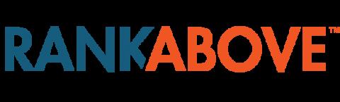 Company logo: rankabove
