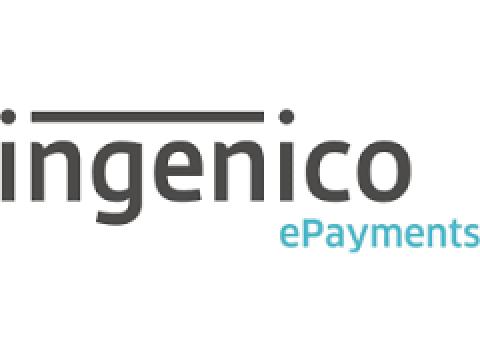 Company logo: ingenico epayments