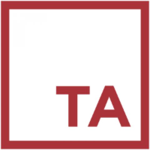 Company logo: ta associates