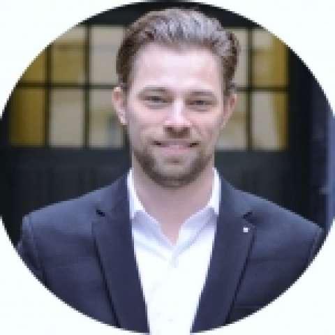 Person avatar: Fabian Weber