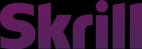 Company logo: skrill