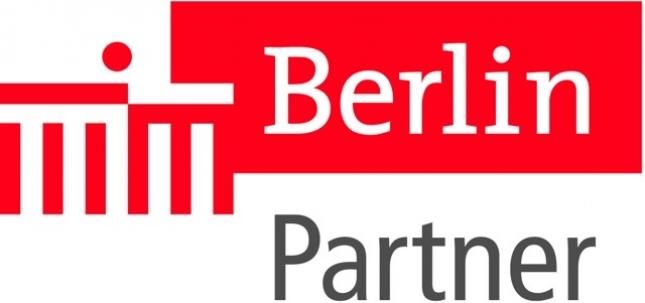 Company logo: berlin partner