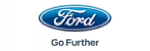 Company logo: ford motor company