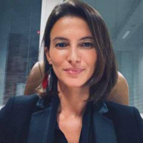 Person avatar: Samia Bayou