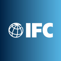 Company logo: international finance corporation