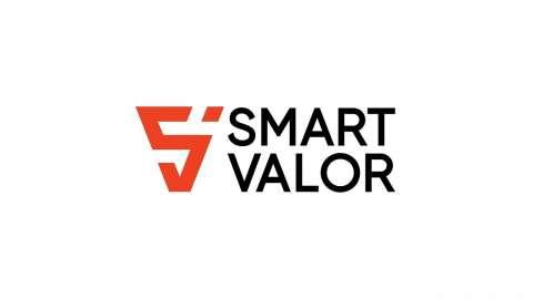Company logo: smart valor