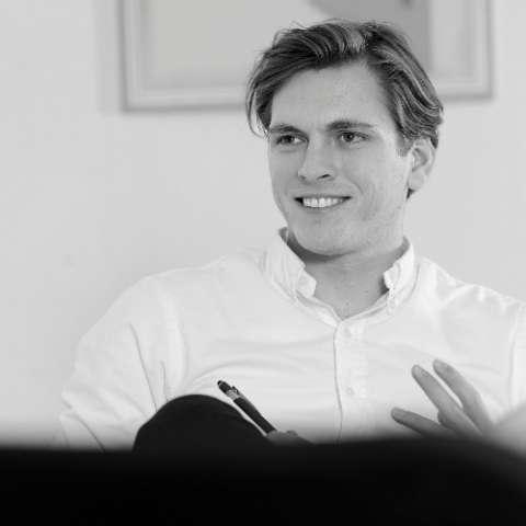 Person avatar: Julius Lühr