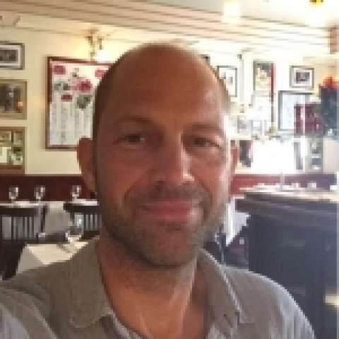 Person avatar: Marco Bombach