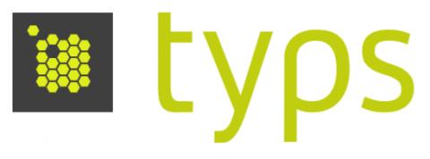 Company logo: typs
