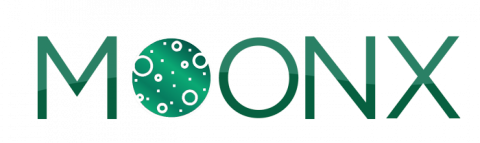 Logo: MoonX